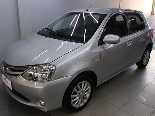 Toyota Etios Sedan Xls-mt 1.5 16v Flex, Qwe1895