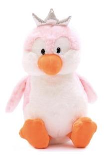 Tierno Pingüino Peluche Felpa Ultra Suave