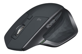 Mouse Logitech Sem Fio Mx Master 2s Bluetooth Flow 4000dpi