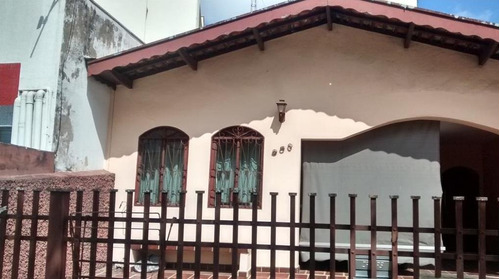Casa Com 3 Dormitórios À Venda, 278 M² Por R$ 800.000,00 - Jardim Leonor - Campinas/sp - Ca3768