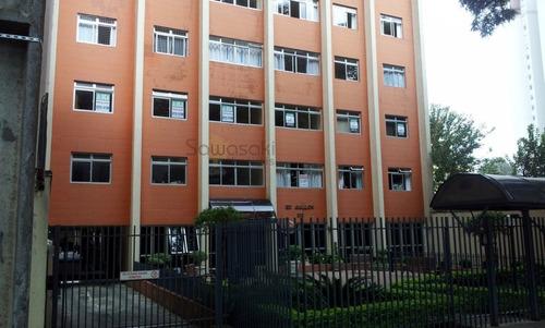 Apartamento A Venda No Bairro Portão Em Curitiba - Pr.  - A-1617-1