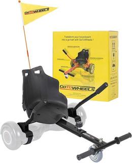 Soporte Gotowheels Para Hoverboard De 6, 8 Y 10 Pulg, Negro