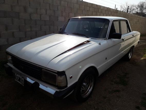 Vendo Ford Falcon Guia Sp 1987 ( Proyecto:turbo A Seguir)