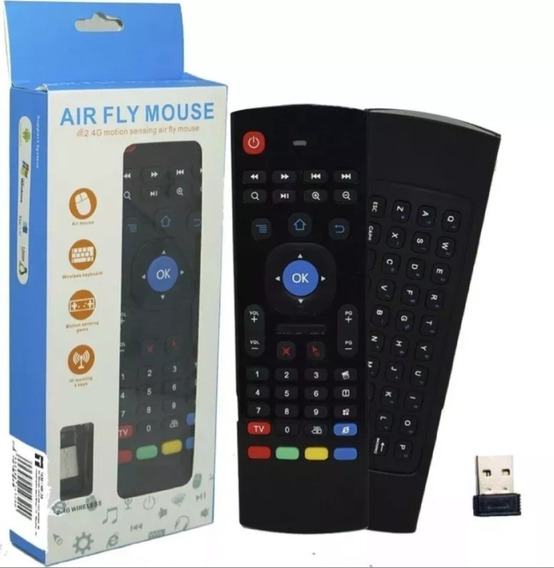 Controle Air Mouse - Android-liga\dels Btv B8/b9/b10