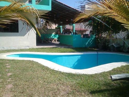 Casa Sola En Renta_vacacional Playa Pie De La Cuesta