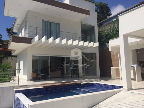 Imagem 1 de 30 de Casa À Venda, 237 M² Por R$ 850.000,00 - Sape - Niterói/rj - Ca0563