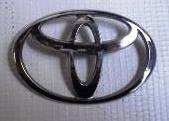 Emblema De Maletera Toyota Corolla 2003 Al 2008