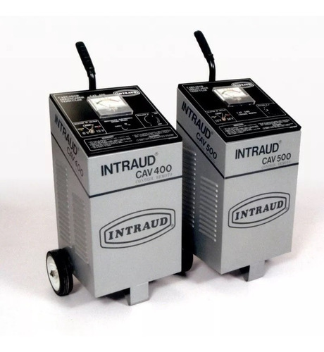 Cargador Arrancador De Baterias Cav 500 Intraud Industria Argentina