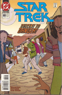 3 Dc Comics De Star Trek