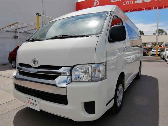 Toyota Hiace 2019 15 Pasajeros