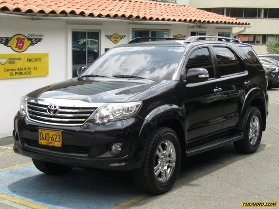 Toyota Fortuner At 2700 4x4