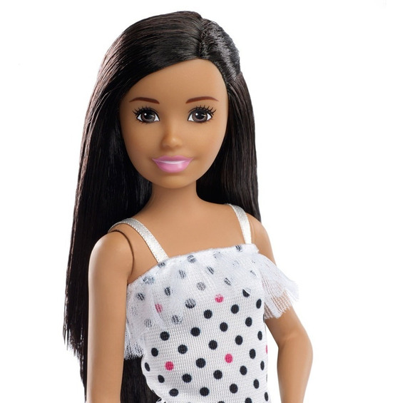 Boneca Barbie - Barbie Babysitter - Skipper - Blusa De Bolin