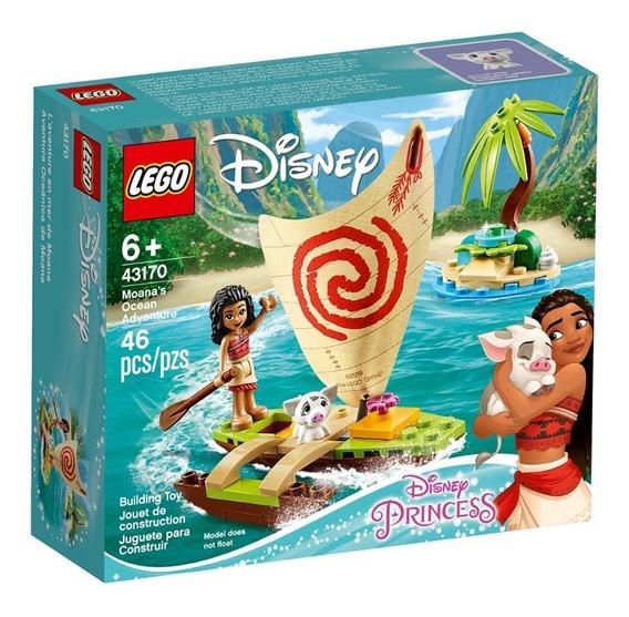 Lego Disney Princess - Aventura En El Océano De Moana