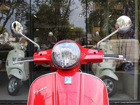Vespa Roja 300 Gts Sport Abs/asr - Motoplex Devoto
