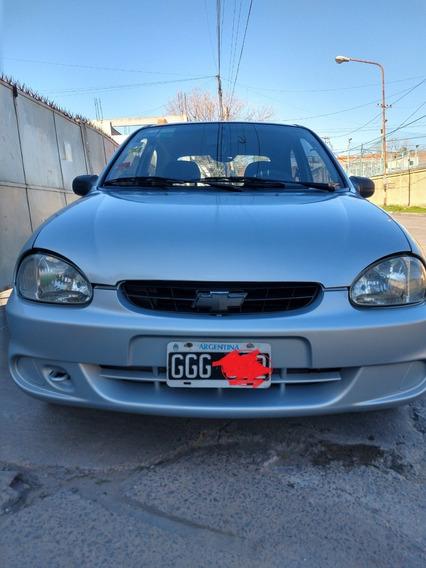 Chevrolet Corsa City 2007 1.6 N