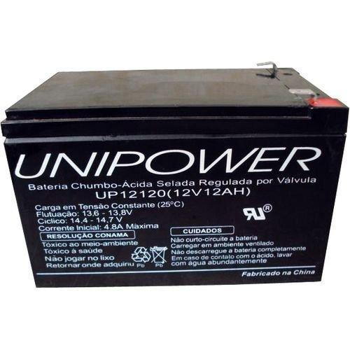 Bateria Selada Up12120 12v/12a Unipower