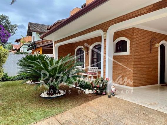 Casa Com 4 Dormitórios À Venda, 206 M² Por R$ 650.000,00 - Cidade Universitária - Campinas/sp - Ca3503