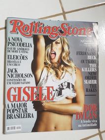 Rolling Stone Nº 1! Rara! Ótimo Estado