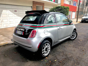 Fiat 500 Convertible Automat