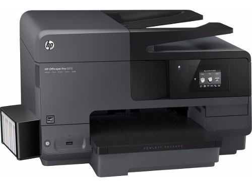 Multifuncional Hp Pro 8710 + Bulk Ink Adaptado