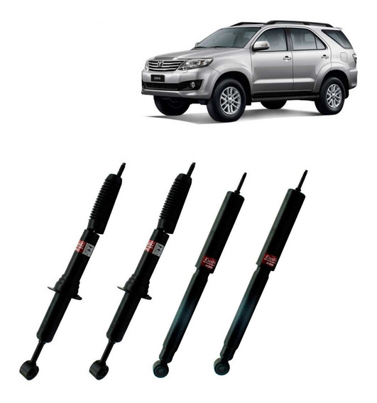 Kit Amortecedores Kyb Toyota Hilux Sw4 New 2005 A 2015