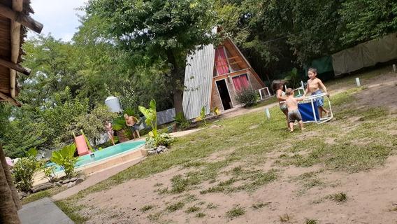 Se Alquila Casa Para Vivienda Permanente Con Pileta Y Quinch