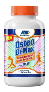 Osteo Bi Max (120 Caps) Joint Max Msm - Arnold Nutrition