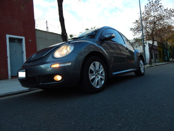 Volkswagen New Beetle Luxury 2.0 2008 Impecable
