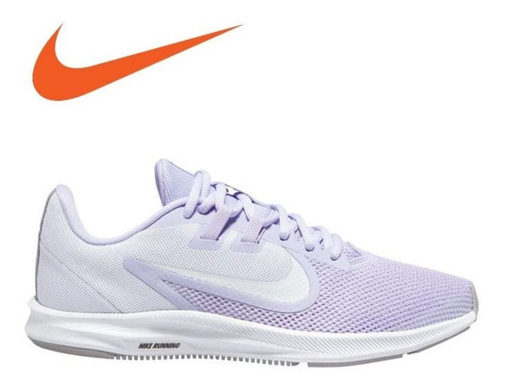Nike Downshifter 9 Lila