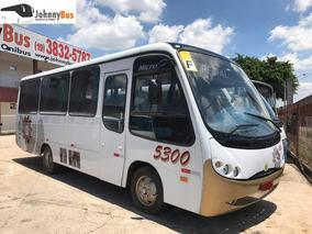 Micro Ônibus Rodoviário Busscar Micruss - Ano 2001 Johnnybus