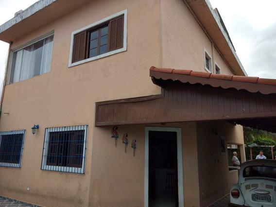 Casa Com 0 Dorm, Bopiranga, Itanhaém - R$ 300.000,00, 160,21m² - Codigo: 765 - V765