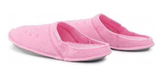 Crocs Classic Slipper - Pink / Lemonade