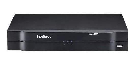 Gravador Digital Vídeo Intelbras Multi Hd Mhdx 1004