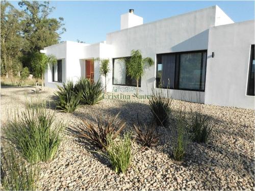 Espectacular Casa En La Barra- Ref: 36095