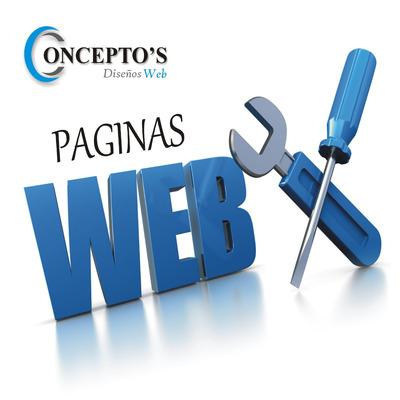 Páginas Web Profesionales Para Su Empresa O Negocio