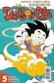 Dragon Ball Nº 5 Akira Toriyama