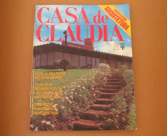 Revista Casa De Claudia 173 A Frete Grátis