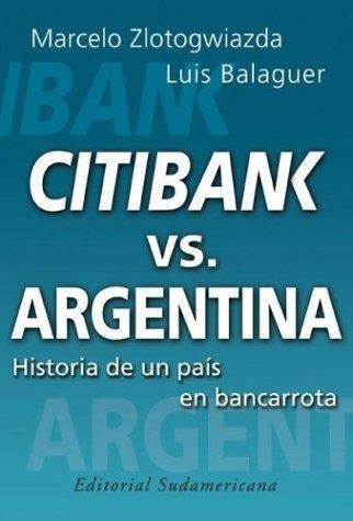 Imagen 1 de 2 de Citibank Vs Argentina