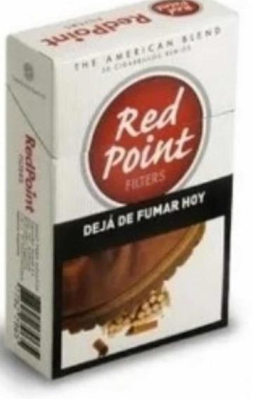 Cigarrillos Red Point Box Pack Por 10 Atados Originales