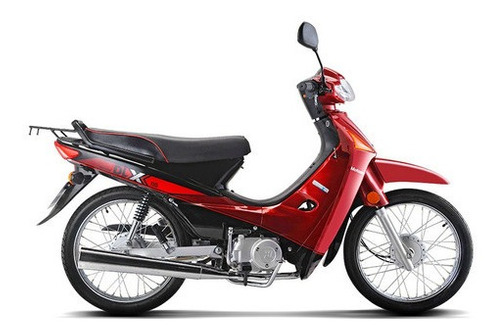 Motomel Dlx 110 Base Deluxe Berazategui
