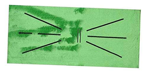 Imagem 1 de 12 de Swing De Tapete De Treinamento De Golfe Portátil Detecção
