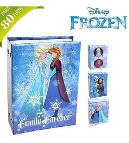 Album De Fotos Infantil Para 80 Fotos 10x15cm Frozen...