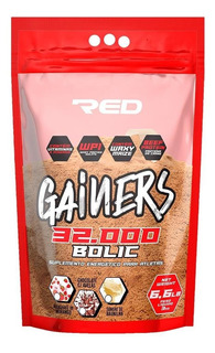Gainers Bolic Mass 32000 (3kg) - Red Series - Chocolate
