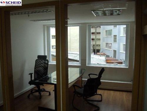 Imagem 1 de 8 de Comercial Para Venda São Paulo / Sp - Jardins - Mr50025
