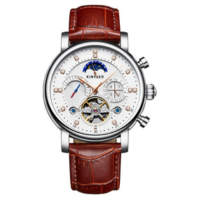 Kinyued Lujo 3atm Agua - Prueba Mecánico Reloj # 2