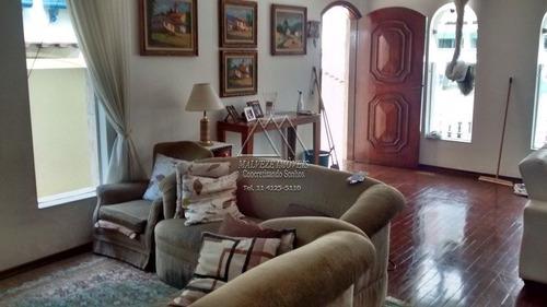 Sobrado, Jd Das Americas, 4 Suites, 6 Vagas - V-815