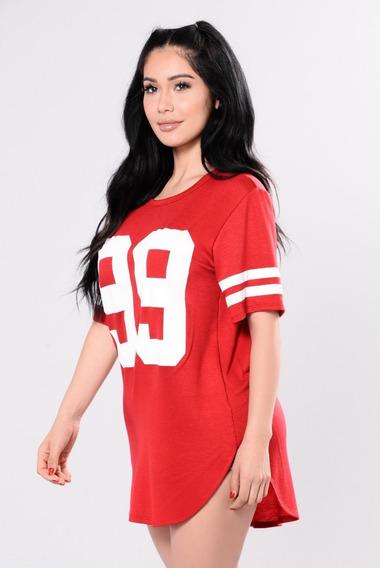 Camiseta Plus Sized Academia Feminina, Oversized Long Line