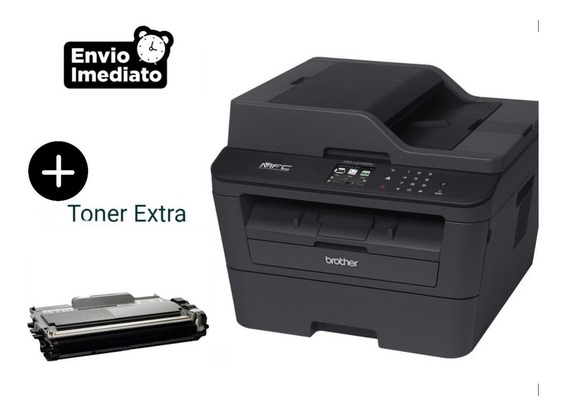 Multifuncional Brother Mfc-l2740dw L2740 + Toner Extra