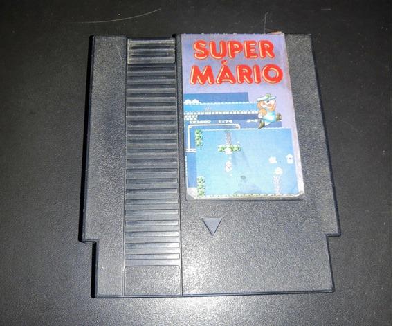Super Mario Bros Nes Phanton System Turbo Game