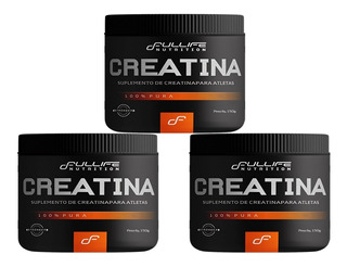 Kit Creatinas - 450g - Fullife Nutrition